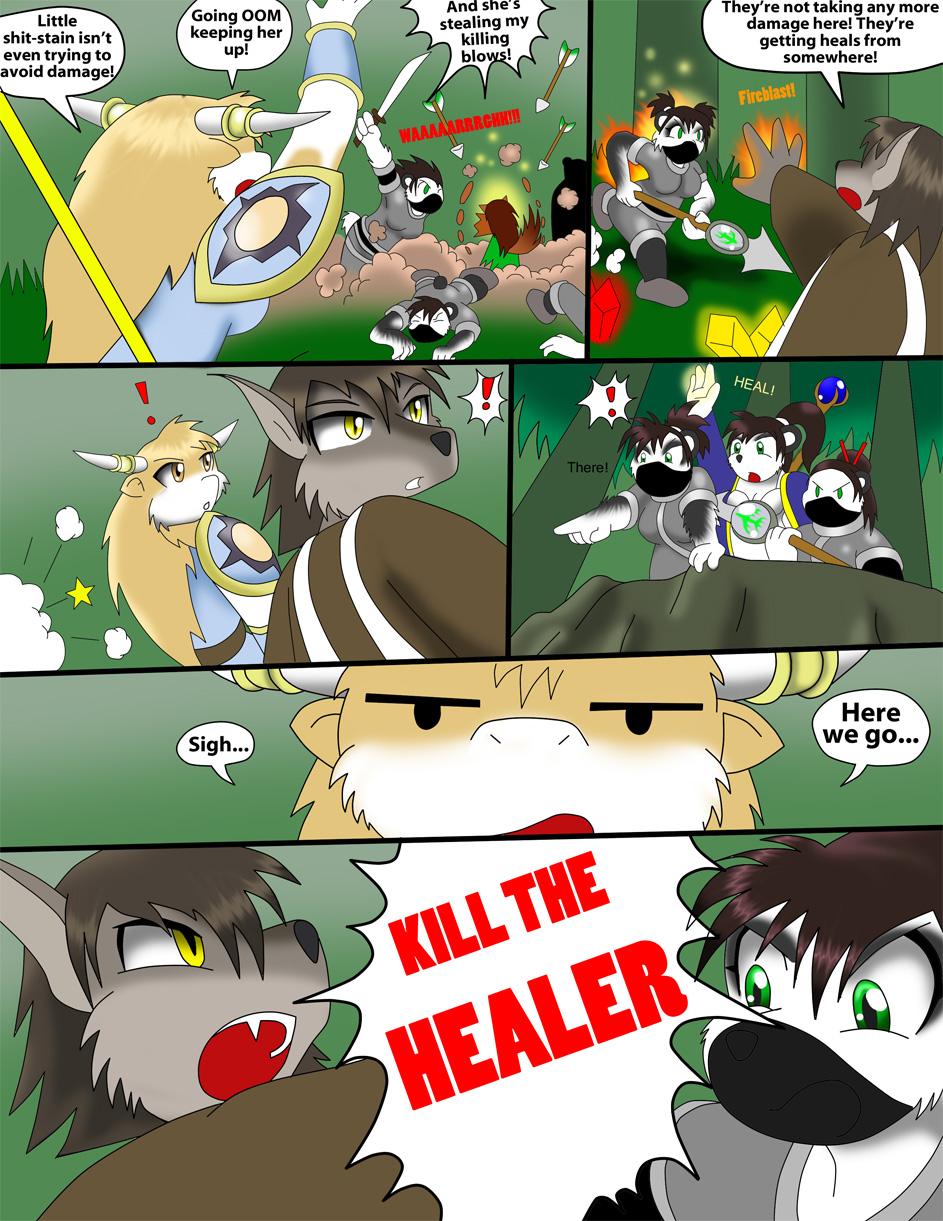 Kill The Healer